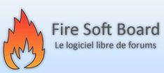 Logo du forum fsb ou Fire Soft Board