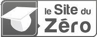 Logo du site du zero